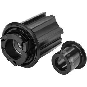 DT Swiss Road Rotor Set 142/12 mm Campagnolo TA 3-Pal, black